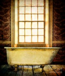 vintage-clawfoot-bathtub-by-window-jill-battaglia